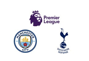 Premier League Man City vs Tottenham
