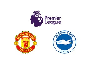 Premier League Man Utd vs Brighton