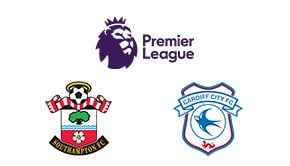 Premier League Southampton vs Cardiff