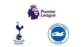 Premier League Tottenham vs Brighton