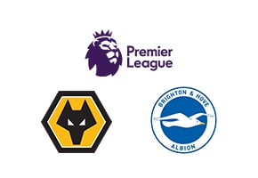 Premier League Wolves vs Brighton