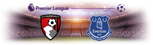 Premier League Bournemouth vs Everton