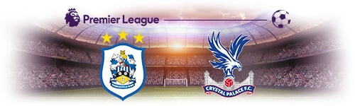 Premier League Huddersfield vs Crystal Palace