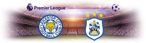 Premier League Leicester vs Huddersfield