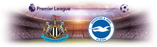 Premier League Newcastle vs Brighton