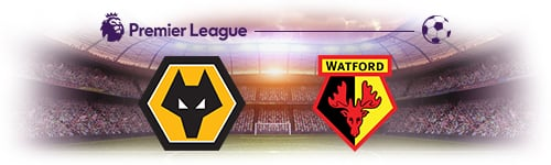 Premier League Wolves vs Watford