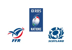 Six Nations France vs Scotland