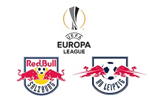 UEFA Europa League Red Bull Salzburg vs RB Leipzig