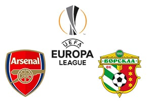UEFA Europa League Europa League Arsenal-vs-Vorskla